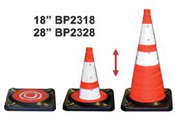 BP 2318 Collapsible Traffic Cone